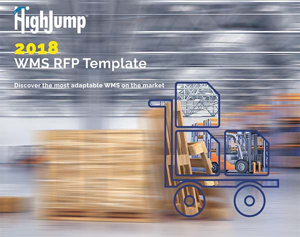 Wms rfp template for 3pl rfp template