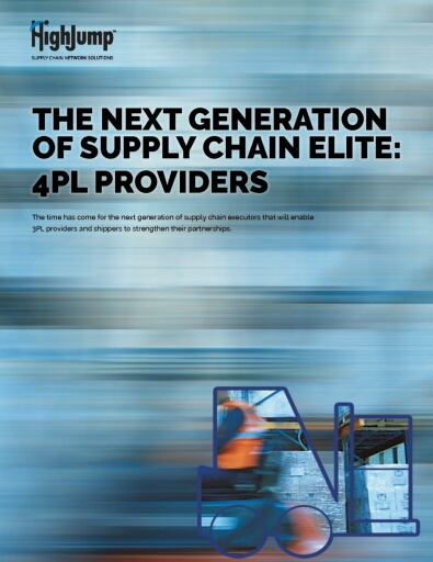 The Next Generation of Supply Chain Elite