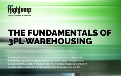 Fundamentals of 3PL Warehousing