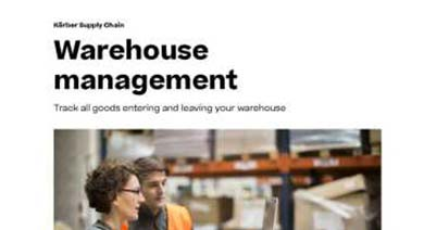 Körber Supply Chain Warehouse Management